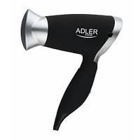 Фен для волос Adler AD 2219 1250W Black