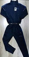 Трикотажный костюм 2 в 1 для мальчика, 140 см,  № 13649