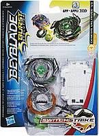 Игровой набор Hasbro BeyBlade SwitchStrike Genesis Valtryek V3 Волчок с пусковым устройством (E0723_E1034)