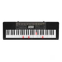 Синтезатор цифровой с подсветкой клавиш (Клавишник) CASIO LK-265K7 (61 клавиша, черный)