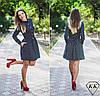 Черное платье 15875