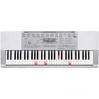 Синтезатор цифровой с подсветкой клавиш (Клавишник) CASIO LK-280K7 (61 клавиша, белый)