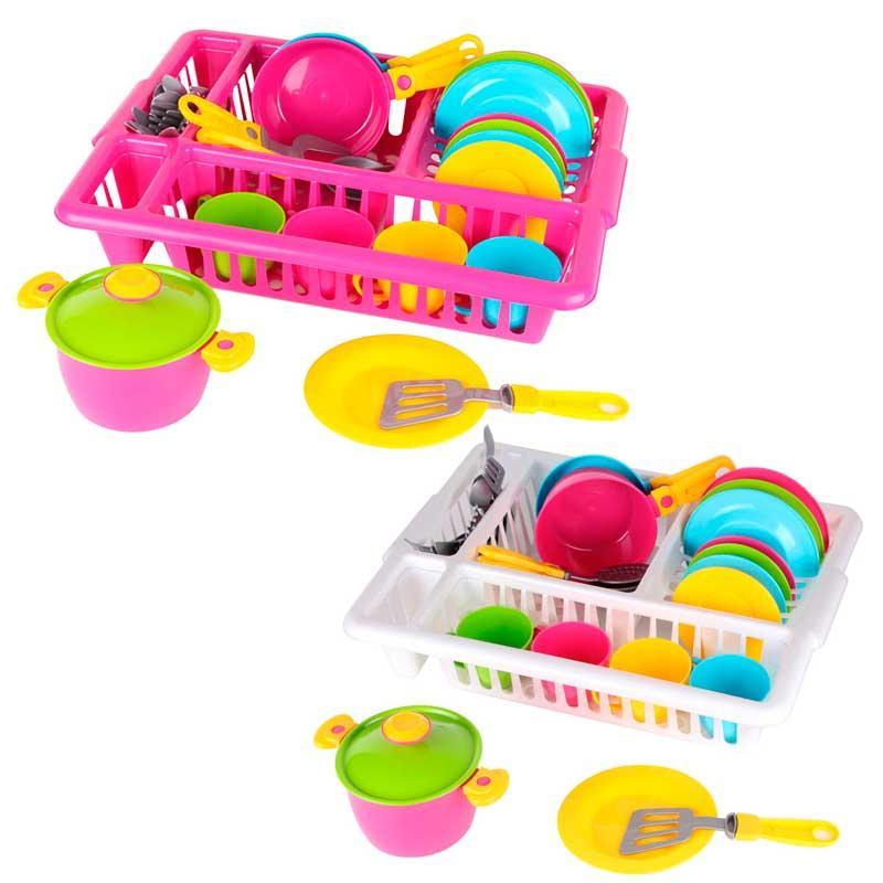 """Игрушечный набор посуды """"Кухонный набор-5"""" 3282 """"ТехноК"""""""