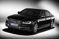 Audi представила свою саму захищену машину в історії