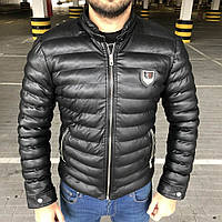 Parka Philipp Plein Michelin Black