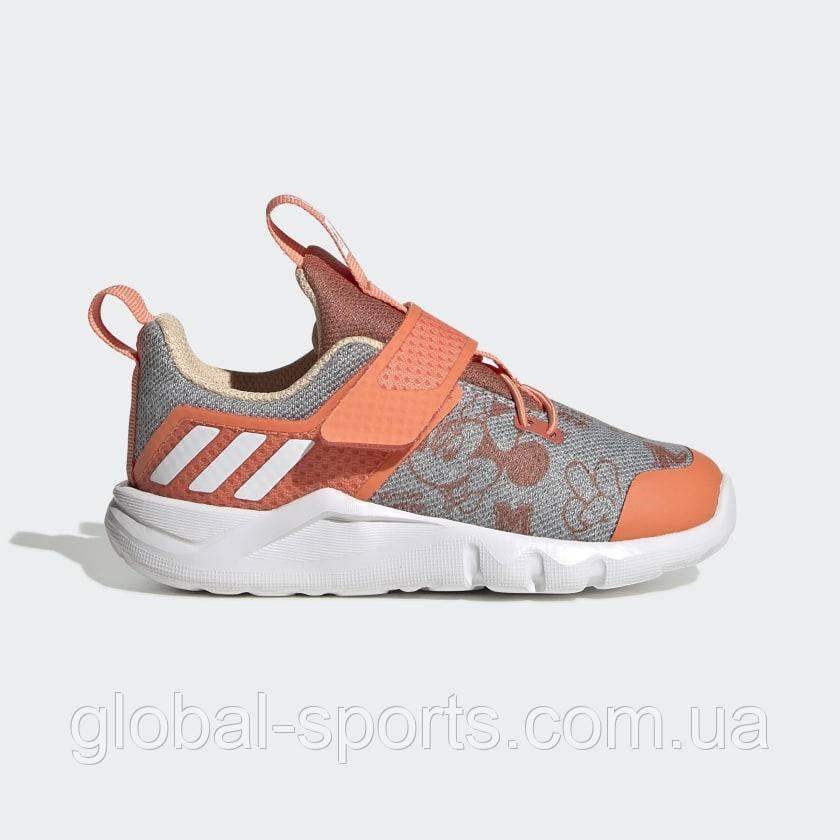 Детские кроссовки Adidas RapidaFlex Minnie(Артикул:EF9733)