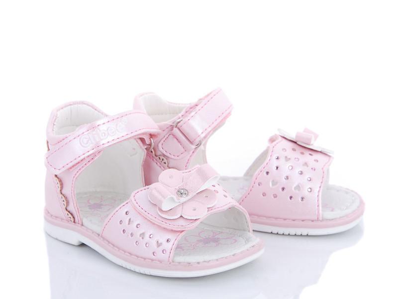 Босоножки для девочки Розовый цветочек размер  21, 22, 23, 24 Киев