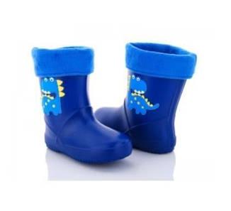 Детские резиновые сапожки Дино размер 25-30 Киев