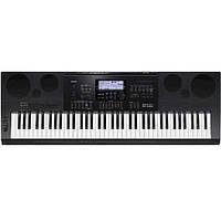 Синтезатор высокого уровня (Клавишник) CASIO WK-7600K7 (76 клавиш, черный)