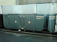 Газовая электростанция GENERAC SG 35 (35 кВА)