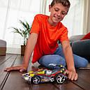 Машина Хот Вилс Hot Wheels скорпион горячие колеса свет и звук 23 см Monster Action - Scorpedo 90512, фото 5