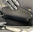 Сумка в стиле Диор на руку, фурнитура золото / люкс-копия (0011) Черный, фото 6