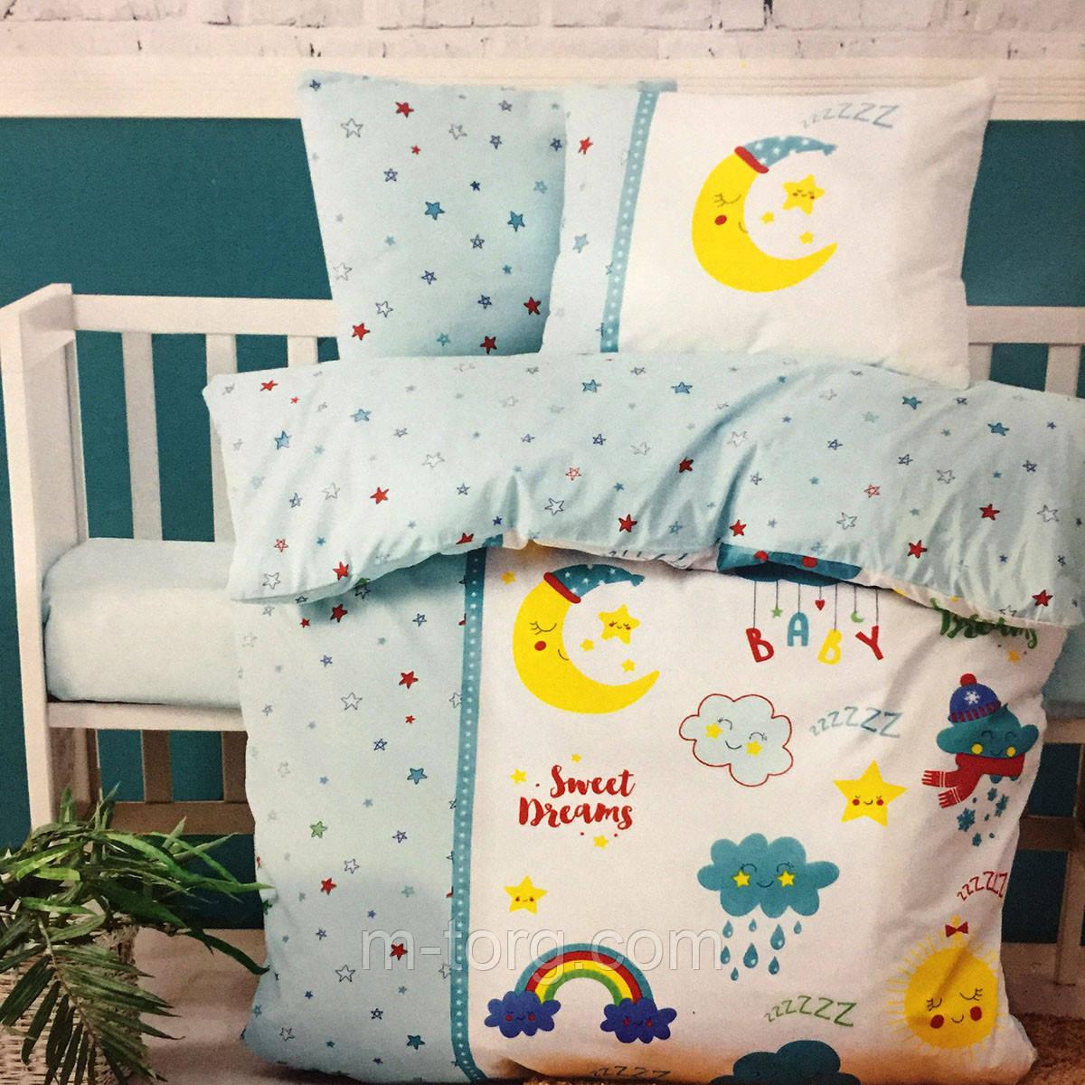 Детское постельное белье в кроватку хлопок 100 % Турция
