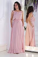 """Платье для пышных дам """"Софт"""" Dress Code, фото 1"""