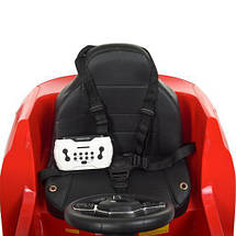 Электромобиль Bambi M 4194EBLR-3 красная детская машинка на радиоуправлении, фото 2