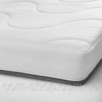 IKEA Матрас для детской кроватки, 60x120x8 см