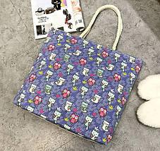 Женская пляжная сумка с канатными ручками BR-S (1188220310), фото 2
