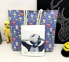 Женская пляжная сумка с канатными ручками BR-S (1188220310), фото 3
