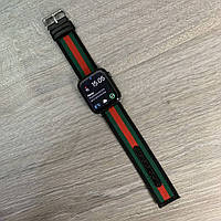 Apple Watch Gucci Band 42/44 Black/Green/Red