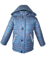 Куртка зимняя. 110, 116,  128,  140