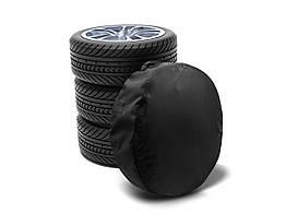 Чехол для запасного колеса Coverbag Full Protection XXL черный