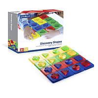 Детский развивающий пазл формы и цвета Guidecraft, 32 шт.