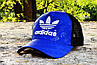 Кепка Adidas print blue