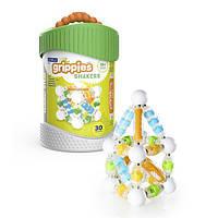 Магнитный конструктор для ребенка Guidecraft Grippies Shakers, 30 деталей