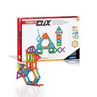 Конструктор магнитный для ребенка Guidecraft PowerClix Frames, 48 деталей