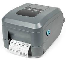 Термотрансферный принтер этикеток Zebra GT800
