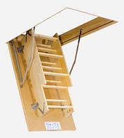 Чердачные лестницы FAKRO LWS SMART (ФАКРО ЛВС СМАРТ) деревянная