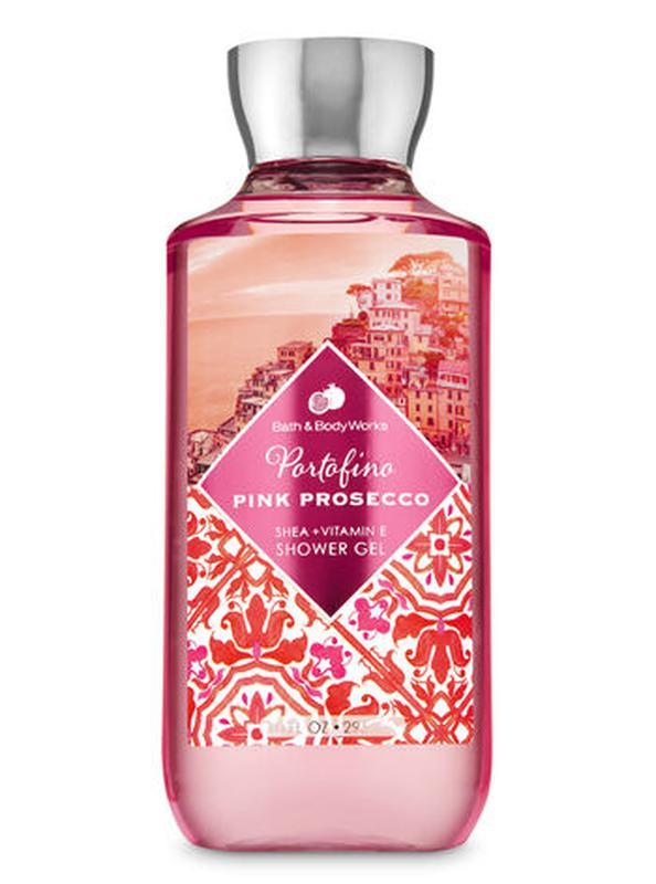 Гель для душа Bath&Body Works Portofino Pink Prosecco Shower Gel 295 мл