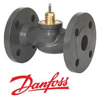 Двухходовые седельные регулирующие клапаны Danfoss VF2 (DN15-DN150)