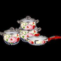 Набор посуды Vissner VS-5391C (8 предметов)