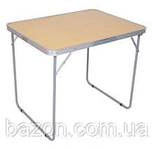 Стол складной туристический для пикника простой Kronos 50x70x60 см (CBT180074)