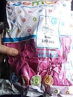 """Шар воздушный 10"""" (26см) #006 розовый G90"""