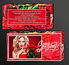 Подарунковий шоколад для жінок з ВАШИМ ФОТО І ПОБАЖАННЯМИ