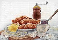 """""""Французский завтрак"""" М.П. Студия. Набор для вышивки крестом (НВ-655)"""