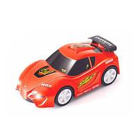 Игрушка для мальчика Hola Toys Гоночный автомобиль со звуковыми и световыми эффектами, красная