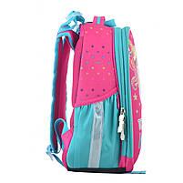 Рюкзак шкільний каркасний 1 Вересня H-25 Unicorn (555365), фото 2