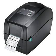 Термотрансферный принтер этикеток GoDEX RT200