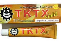 Крем анестетик для шкіри TKTX Gold 38%