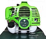Бензокоса Craft-tec PRO GS-770 (4200,диск с победит 40,1 шпуля,рюкзак), фото 2