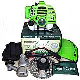 Бензокоса Craft-tec PRO GS-770 (4200,диск с победит 40,1 шпуля,рюкзак), фото 5