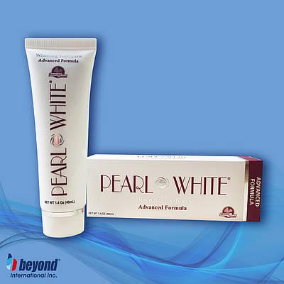 Відбілююча зубна паста Beyond Pearl White Advanced 40мл