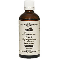 Масажна олія Cocos Від розтяжок з олією шипшини 100 мл