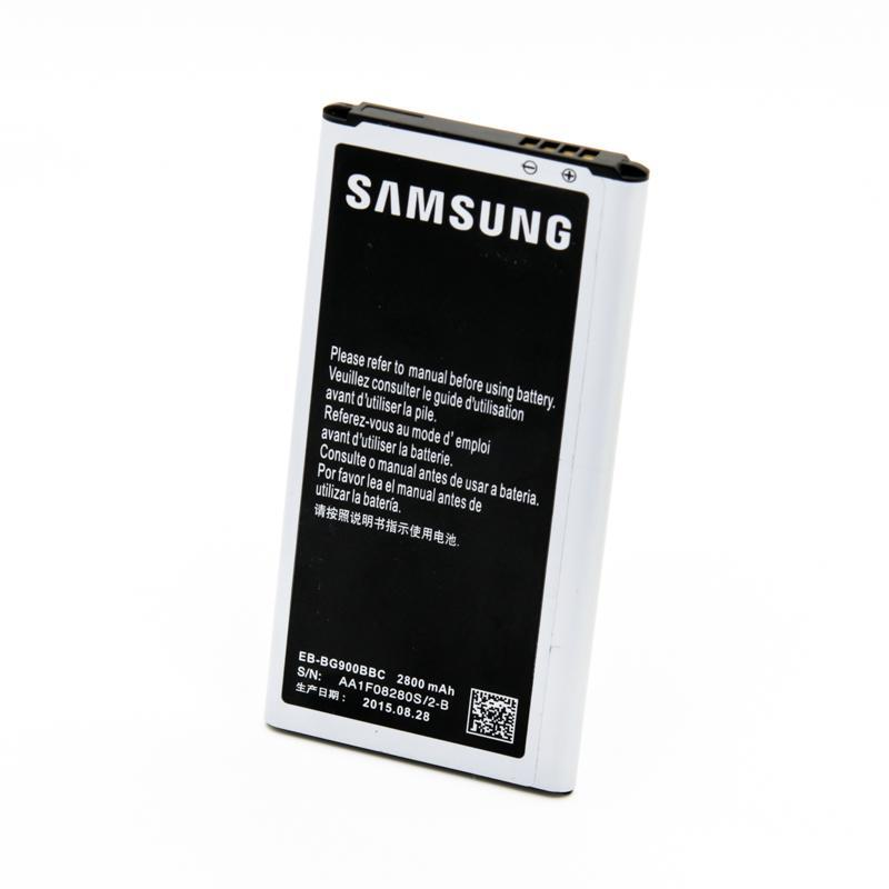 Аккумулятор телефона Samsung G900 (S5) (EB-BG900BBC)