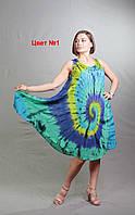 Женское летнее платье сарафан размеры 48-58