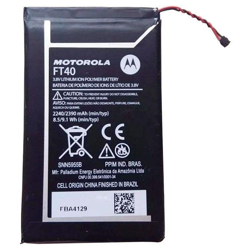 Аккумулятор телефона Motorola FT40 (Moto E2)