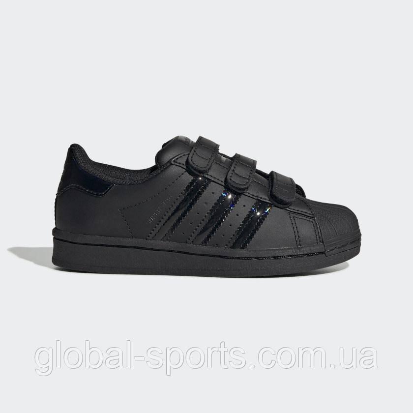 Дитячі кросівки Adidas Superstar CF C (Артикул:FV3656)